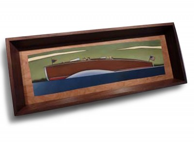 Boat Tray by Brian Jensen